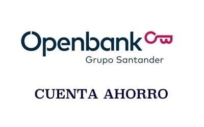 Cuenta de ahorro de Openbank