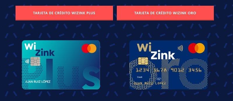descripcion tarjetas-wizink