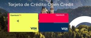 opiniones tarjeta open credit